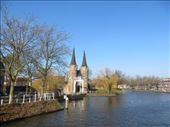 Delft's lovely old city gates.: by homeless_harry, Views[90]
