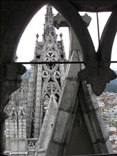Up in the belfry of Basilica del Vota Nacional: by ivan_miral, Views[213]