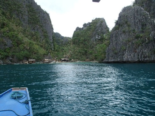 Heading To Kayangan Lake Dubbed As The Cleanest Lake In