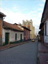 Bogota, back in time beautiful old streets: by james-karolien, Views[68]