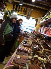 This wicked chocolate shop in Chatel: by jamesandjulie, Views[55]
