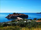 Old fishing village, Sveti Stefan: by jamesandjulie, Views[38]