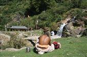 A SAINT NEAR RUDRA NAAG,kheerganga, manikaran,himachal: by jaspal_singh, Views[633]