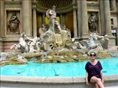 Water feature out the front of Caeser's Palace: by jc-dc, Views[68]