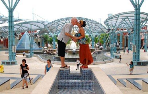 tourism in singapore