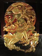 interesting modern art sculpture at the Ho Chi Minh museum: by jo_and_matt, Views[141]