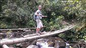 Bridge crossing - Valle de Cocora: by jugap, Views[34]