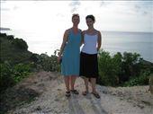 Kiki & I at Dreamland Beach: by justine, Views[591]