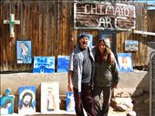 LowLow and Joan at the Chimayo shrine: by kaitlynfaebarrett, Views[53]