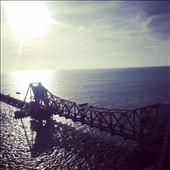 The Pabman Bridge: by kathakrishna, Views[58]