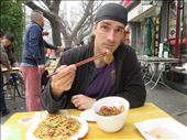 Eating jellyfish in Beijing: by korric, Views[74]