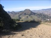 Hiking to the Peak of Madonna and looking at Bishop Peak: by kp207105, Views[32]