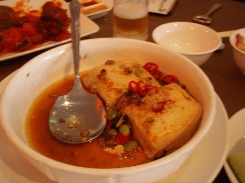 Tofu apestoso, yum