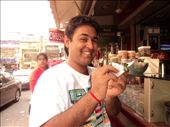 Sid and his paan: by ladyc, Views[127]