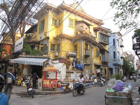 streets of Hanoi...