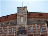 Beziers Bull fighting stadium: by leah25, Views[264]