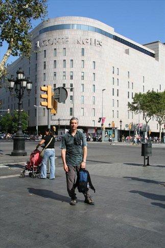 Plaza catalunya el corte ingl s - El corte ingles plaza cataluna barcelona ...