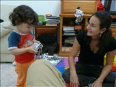 Finally with nephew Luiz: by ligia-richard, Views[178]