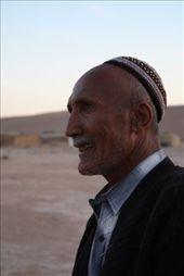 Hadji, the head of the tiny desert village, Damla in Turkmenistan. : by lisa_v, Views[169]