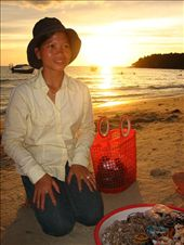 Sunset, Occeuctal Beach