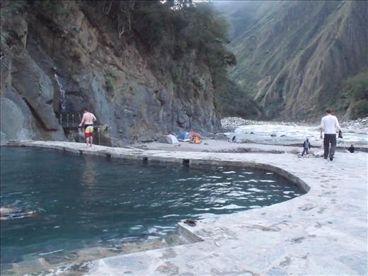 Las aguas termales de santa teresa que dicen son mejores for Aguas termales naturales en madrid