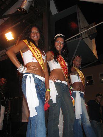 Salvador - Carnival queens