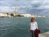 Madeleine at the Dogana - view to Doge's Palace: by maddy_darling, Views[89]