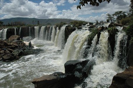 14 falls  Thika