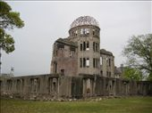 A-Bomb Dome in the daylight, Hiroshima: by markr_mcmahon, Views[556]