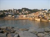 Yung Shue Wan village. Lamma Island is amazing, I really want to come back in the summer.: by mazystar, Views[61]