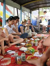 Lunch on the dragon boat: by melissa_k, Views[104]