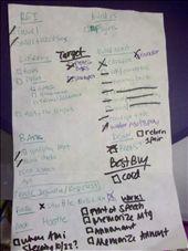 To-do list, part one. Scramble, scramble.: by merryt32, Views[518]