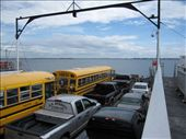 On the ferry from Kingston to Wolfe Island, ON: by michelefacciotto, Views[210]