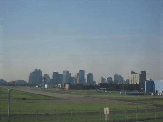 Next stop, Edmonton! AB