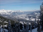 Fernie town from up the hill: by michy, Views[499]