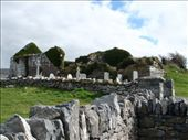 An old church ruin we came across in the Burren: by milko_rosie, Views[76]