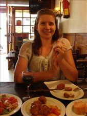 Em enjoying a Tapas lunch. Very tasty dishes.: by milko_rosie, Views[86]