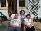we look very anxious but I think it was because hana had the camara!: by moley, Views[181]