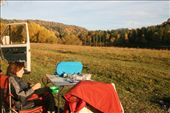 Russia - camping in beautiful natur (but it's getting cold!!): by niviosabine, Views[176]