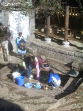 Wash day in Lijiang: by nomadnorrie, Views[178]