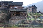 Xijiang village style house with the hole in the middle.: by nomadnorrie, Views[475]