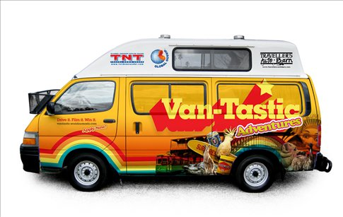 Geoff - The Van-Tastic Campervan