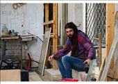 A Cypriot Activist Sits In Solidarity With The Occupy Movement: by paulmichaelcarr, Views[15]
