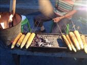 Hetian - grilled corn: by piglet, Views[111]