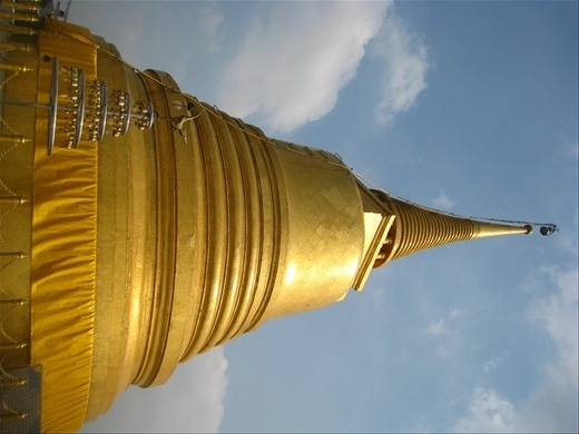 Golden Mountain pagoda