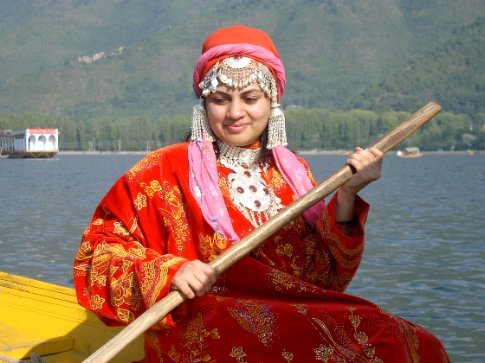 Kashmiri Dress Pictures
