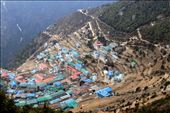 Namche Bazaar; a market town and the gateway to the high Himalaya.: by provisevans, Views[56]