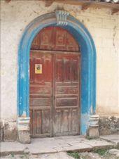 Doorway detail, Gracias: by rachel_and_daniel, Views[168]