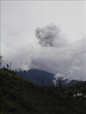 der Tungurahua hat aber alle paar Minuten eine Eruption.: by rayen, Views[187]
