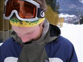C'mon on Aussie, c'mon.  Loud and proud on the slopes in Poland.  : by raz-and-laz, Views[136]